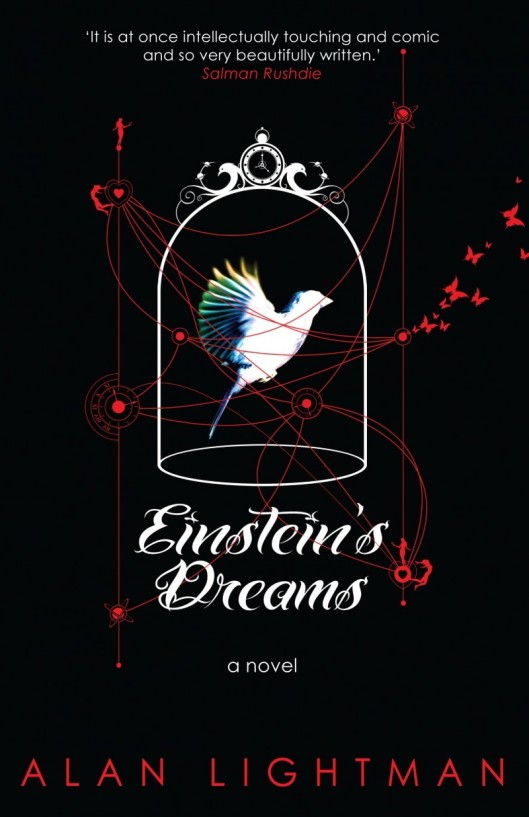 Cover of Einstein's Dreams by Alan Lightman
