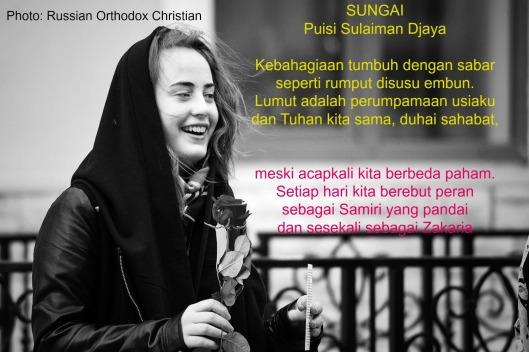 Puisi Sungai Sulaiman Djaya
