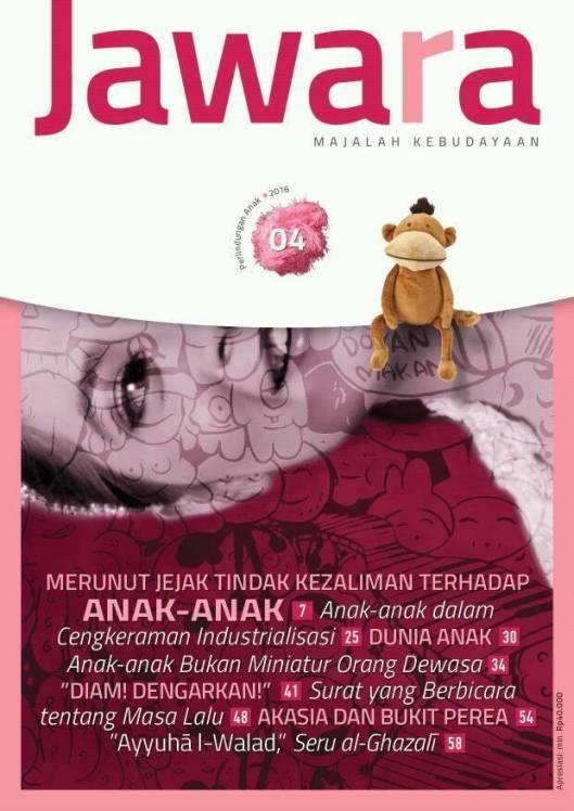 Majalah Jawara Nomor 4 2016